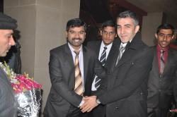 Reception of Turkish Delegation in Pakistan